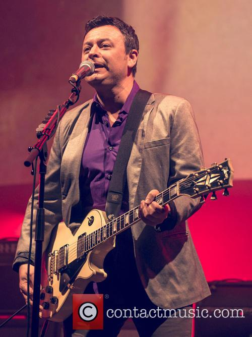 James Dean Bradfield and Manic Street Preachers 13