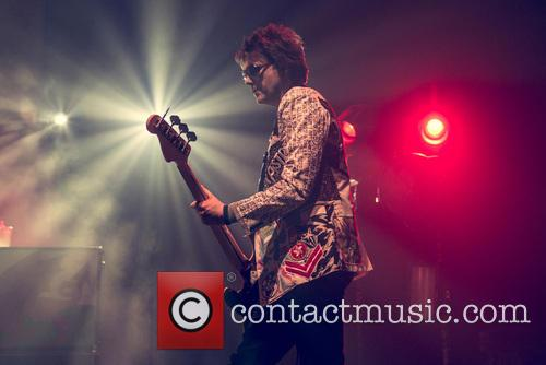 Nicky Wire and Manic Street Preachers 8