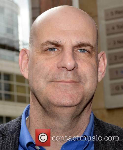 Harlan Coben at Newstalk