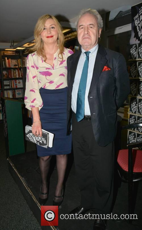 Edel Coffey and John Banville