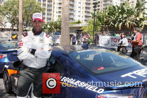 Long Beach Grand Prix ProCeleb Race Qualifying