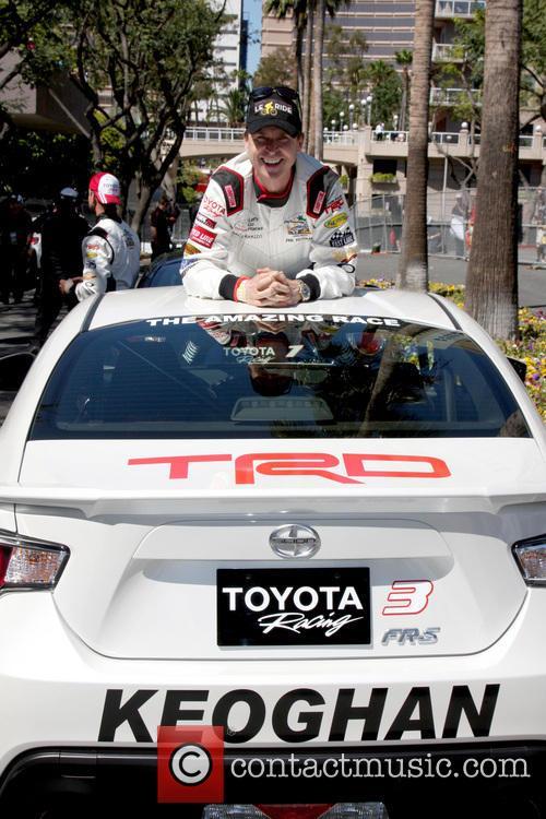 Long Beach Grand Prix ProCeleb Race Qualifying