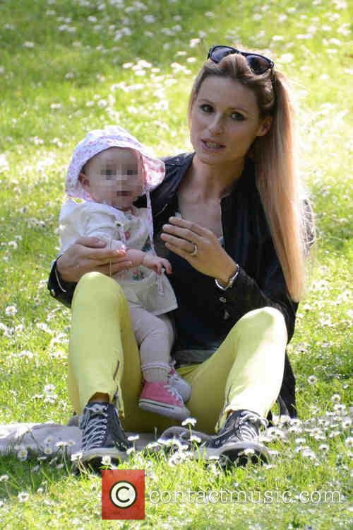 Michelle Hunziker and Sole Trussardi 1