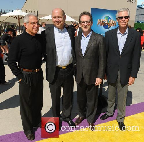 Universal Studios Hollywood premieres 'Despicable Me Minion Mayhem'
