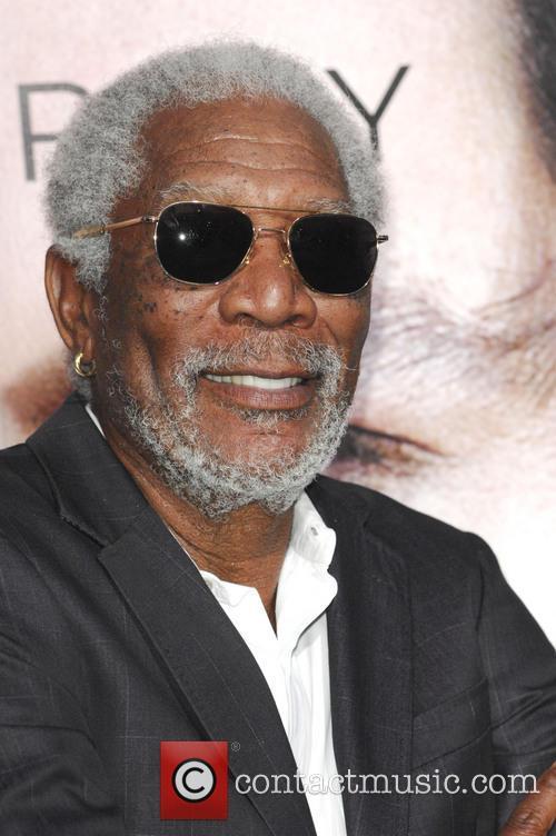 Morgan Freeman 2