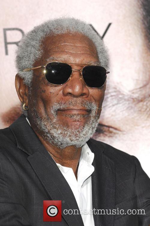 Morgan Freeman 3