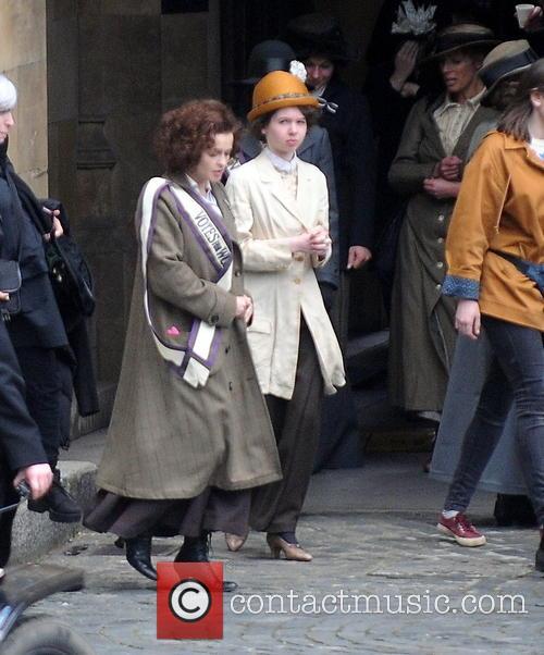 Helena Bonham Carter and Carey Mulligan 4