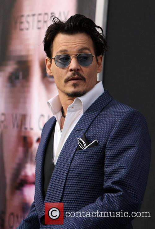 Johnny Depp 28