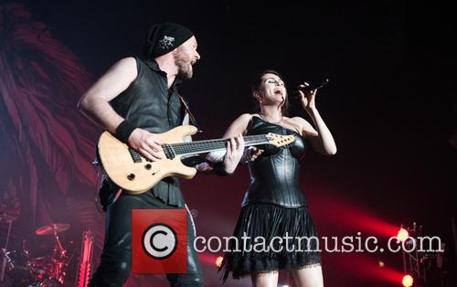 Sharon Den Adel, Ruud Adrianus Jolie and Within Temptation 5