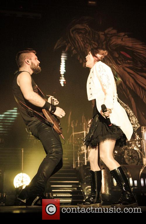 Sharon Den Adel, Ruud Adrianus Jolie and Within Temptation 8