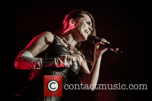Sharon Den Adel and Within Temptation 2