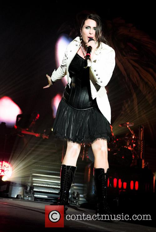 Sharon Den Adel and Within Temptation 3