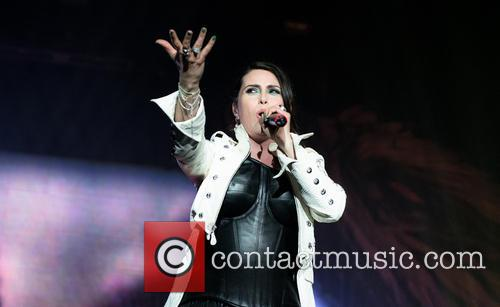 Sharon Den Adel and Within Temptation 4