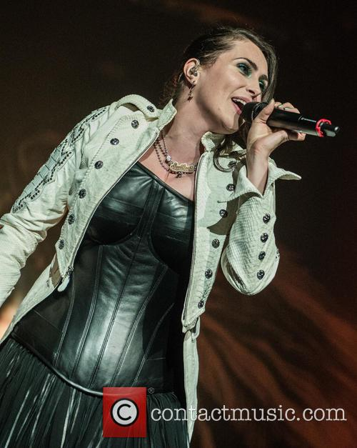 Sharon Den Adel and Within Temptation 6