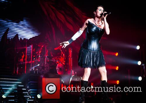 Sharon Den Adel and Within Temptation 11