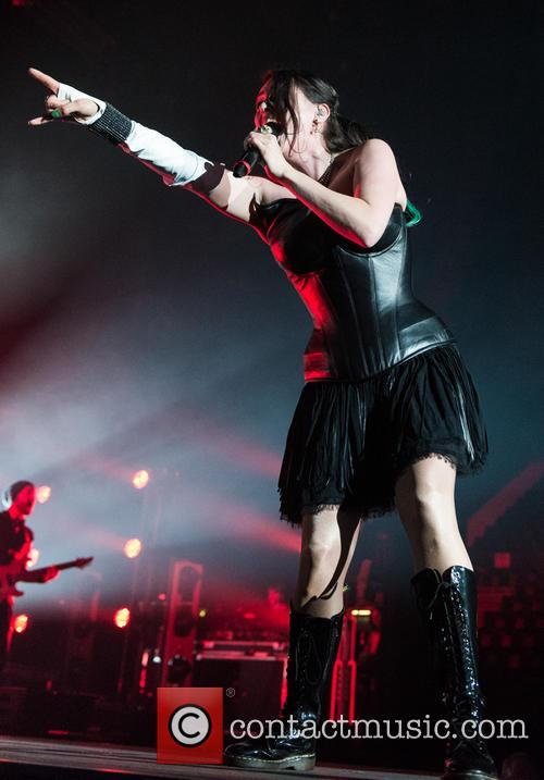Sharon den Adel and Within Temptation 9