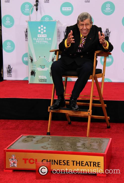 Jerry Lewis, Chinese Theater