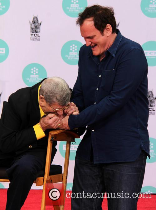 Jerry Lewis and Quentin Tarantino 5