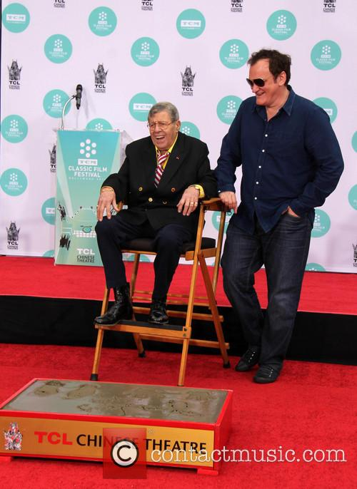 Jerry Lewis and Quentin Tarantino 6