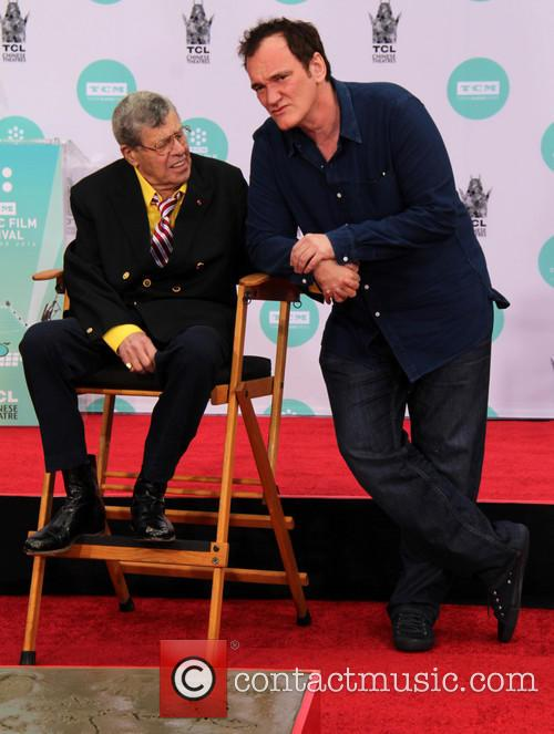 Jerry Lewis and Quentin Tarantino 8