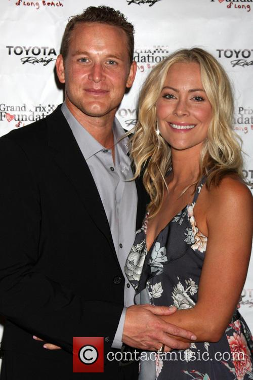Cole Hauser and Cynthia Daniel