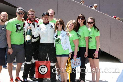 Long Beach Grand Prix ProCeleb Race Day
