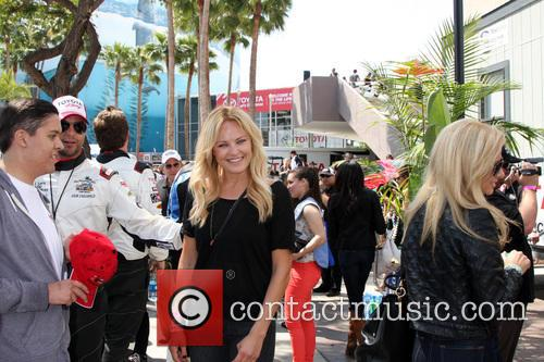 Malin Akerman, Long Beach Grand Prix Circuit