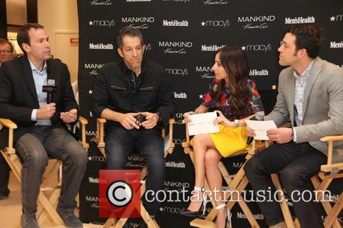 Bill Phillips, Kenneth Cole, Lilliana Vasquez and Clint Carter 3