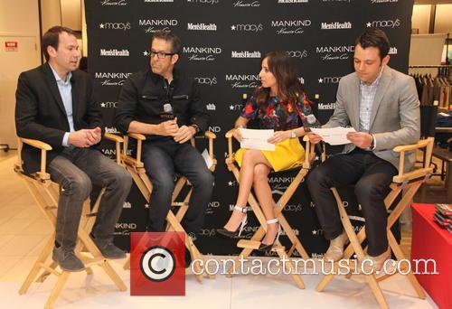 Bill Phillips, Kenneth Cole, Lilliana Vasquez and Clint Carter 5