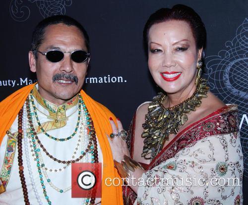 Master Romio Shrestha and Sue Wong 1