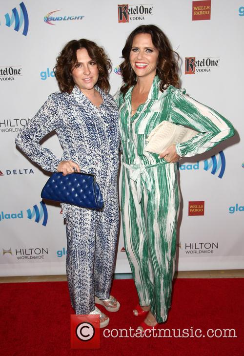 Jill Soloway and Amy Landecker 2