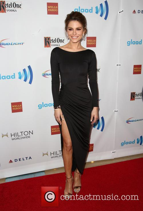 Maria Menounos, The Beverly Hilton Hotel