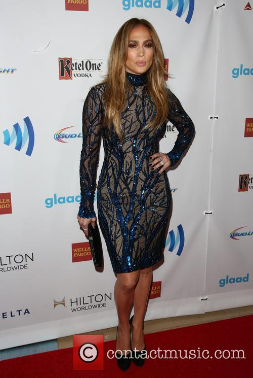 Jennifer Lopez, The Beverly Hilton Hotel