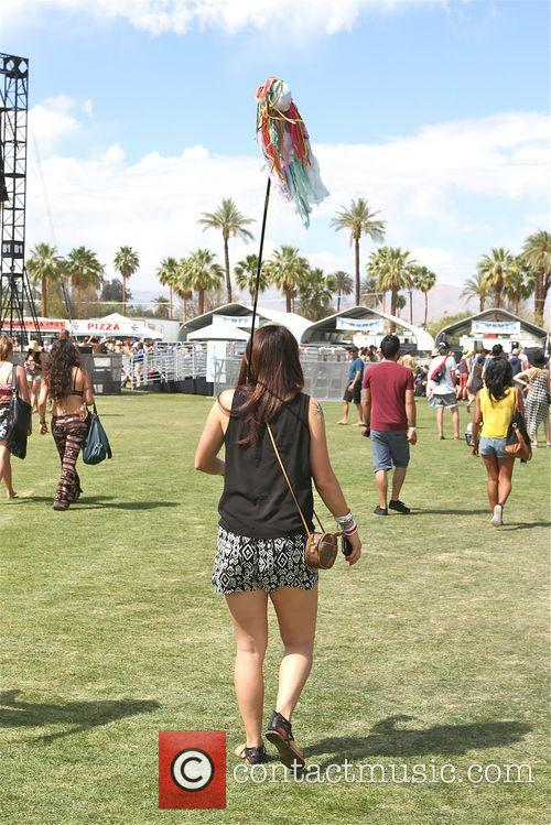 Coachella 2014: Day 1 Atmosphere