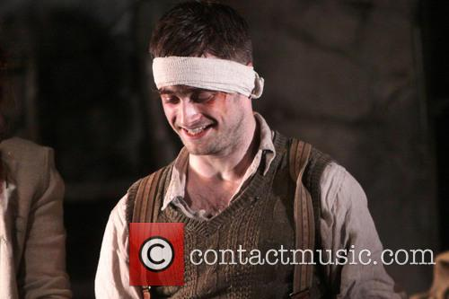 daniel radcliffe first preview of broadways the 4153019