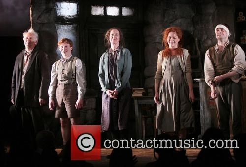 Gary Lilburn, Conor Macneil, Ingrid Craigie, Sarah Greene and Daniel Radcliffe 2