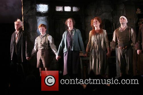Gary Lilburn, Conor Macneil, Ingrid Craigie, Sarah Greene and Daniel Radcliffe 4