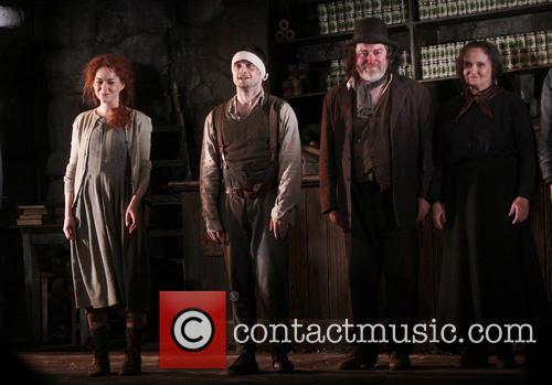 Sarah Greene, Daniel Radcliffe, Pat Shortt and Gillian Hanna 7