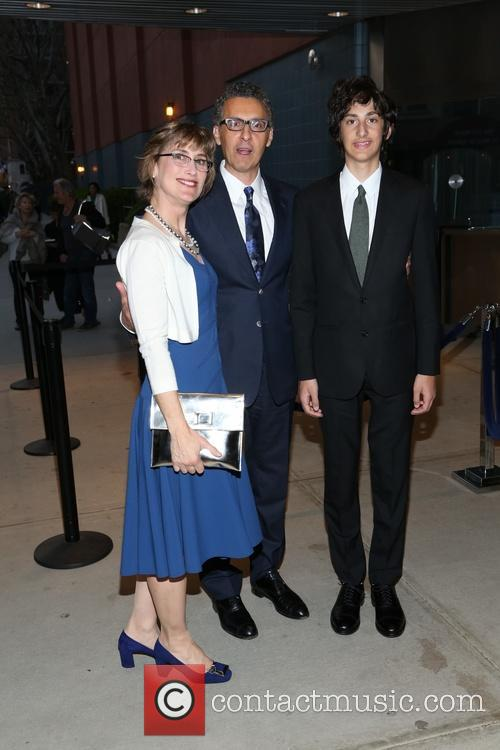 Katherine Borowitz, John Turturro and Diego Turturro 2