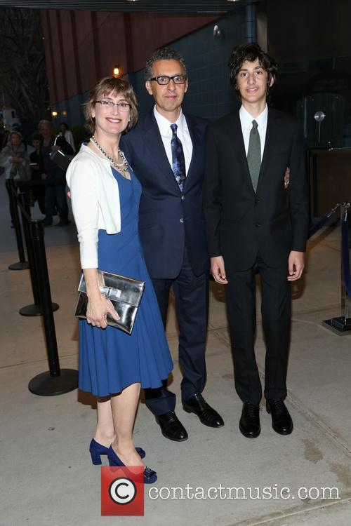 Katherine Borowitz, John Turturro and Diego Turturro 3