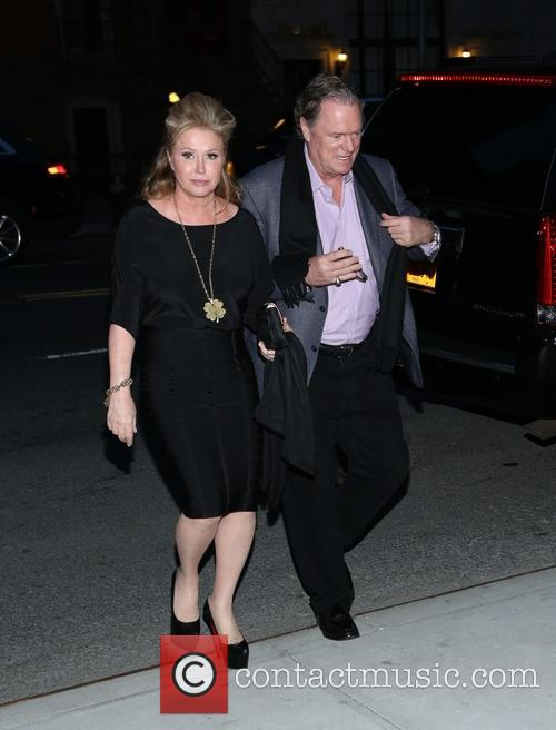 Kathy Hilton and Richard Hilton 2