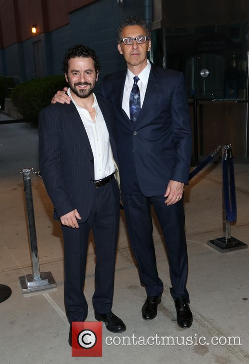 Max Casella and John Turturro