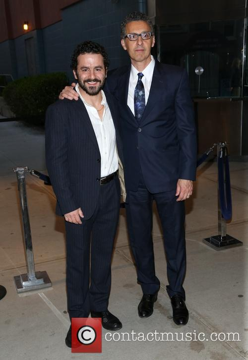Max Casella and John Turturro 1