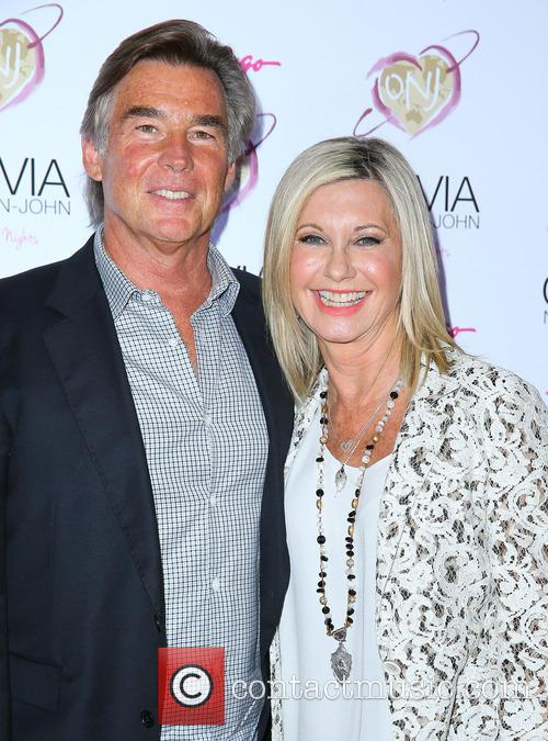 John Easterling and Olivia Newton John 3