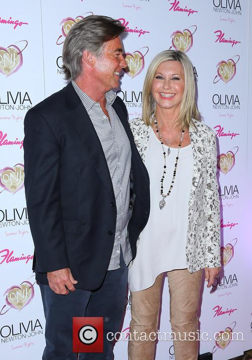 John Easterling and Olivia Newton John 5