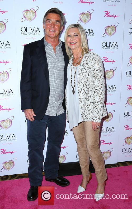John Easterling and Olivia Newton John 6