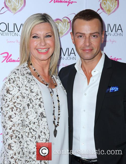 Olivia Newton John and Joey Lawrence 3