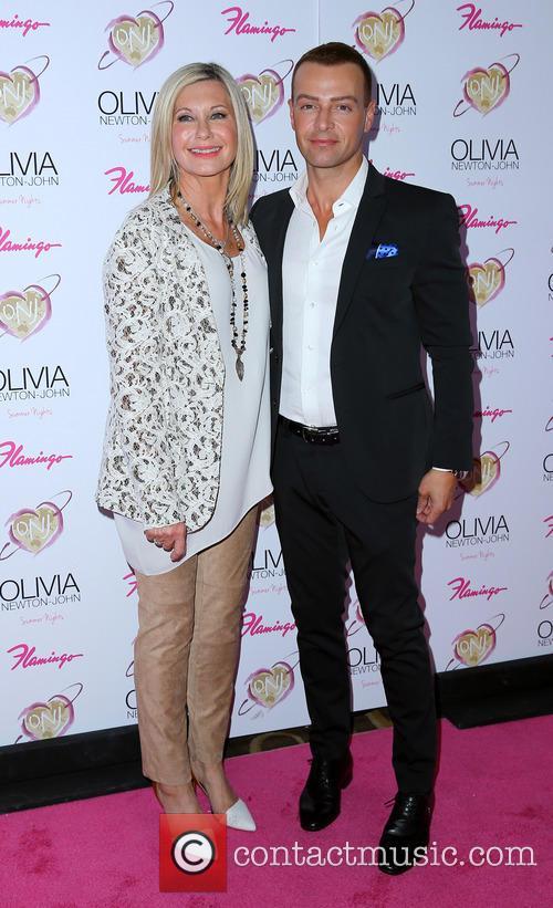 Olivia Newton John and Joey Lawrence 1