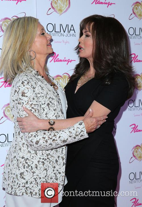 Olivia Newton John and Marie Osmond 11