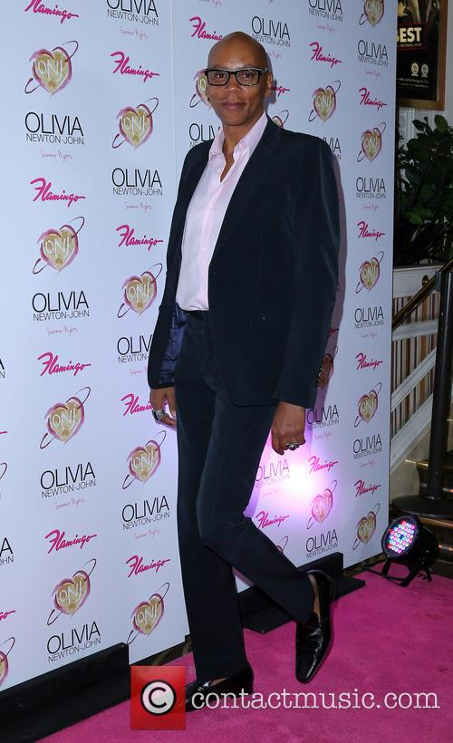 rupaul grand opening of olivia newton john 4152107